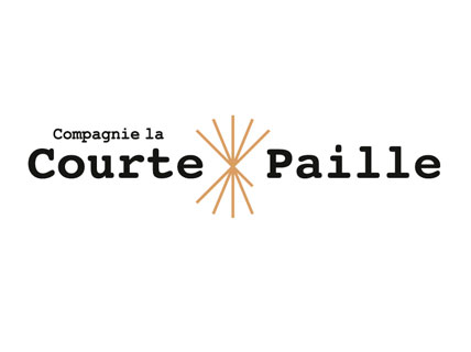 Courte-Paille<br>IDENTITE VISUELLE<br>Logo