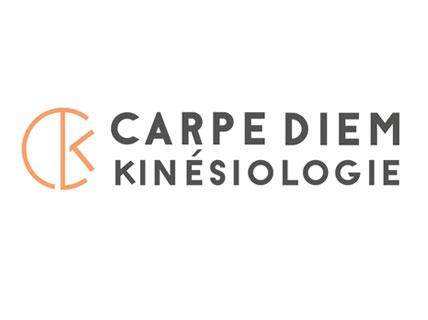 Carpediem<br>IDENTITE VISUELLE<br>Logo, papeterie