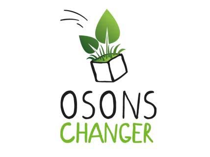 Osons changer<br>IDENTITE VISUELLE<br>Logo